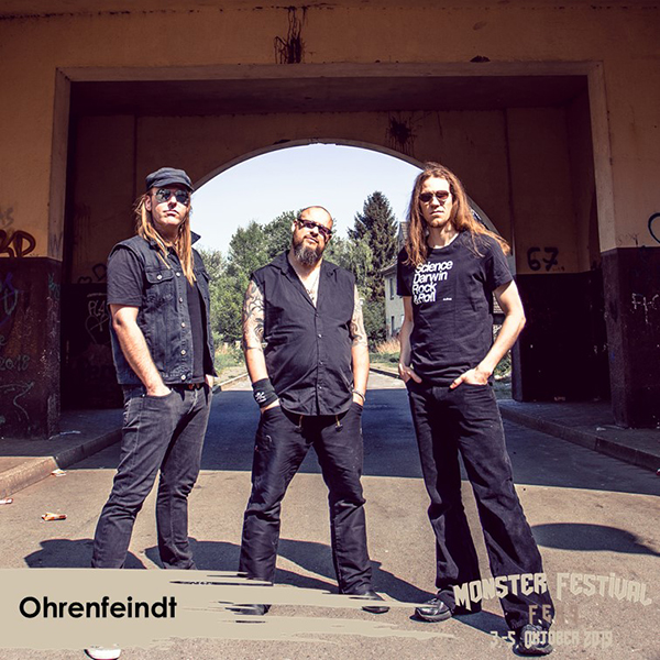 Ohrenfeindt_Monster Festival 2019_Eventzentrum Strohofer Geiselwind