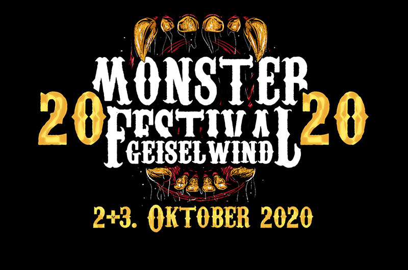 MonsterFestival 2020- Geiselwind