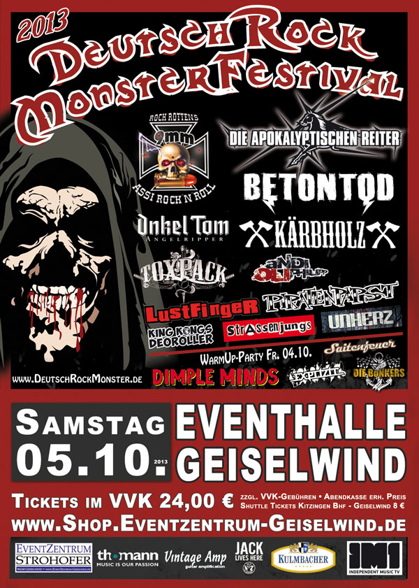 2013 Monster Festival FEK 9